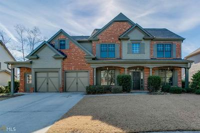 Flowery Branch Single Family Home Under Contract: 7485 Regatta