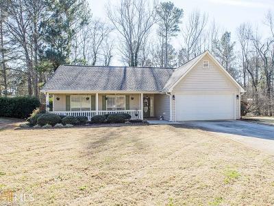 Covington Single Family Home Under Contract: 490 Cambridge Way
