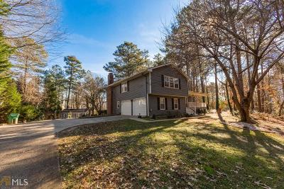 Alpharetta Single Family Home New: 9219 Nesbit Ferry Rd