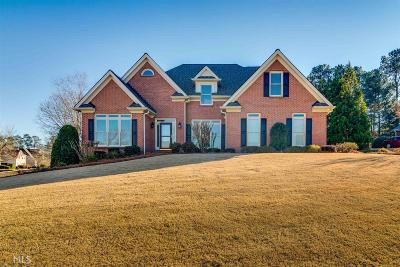 Grayson Single Family Home New: 1304 Swallows Walk