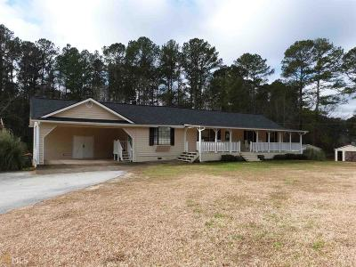 Loganville Single Family Home New: 3739 Claude Brewer Rd