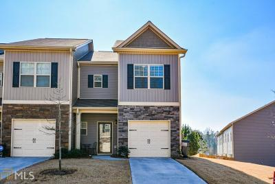 Acworth Condo/Townhouse Under Contract: 643 Oakside Pl