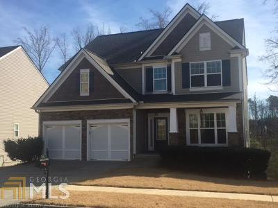 Buford Single Family Home New: 2399 Maple Mill Dr #43