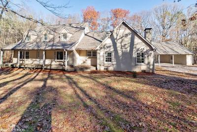 Powder Springs Single Family Home New: 5850 Cook Rd