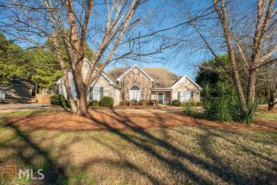 Conyers Single Family Home New: 4207 Old Wood Dr