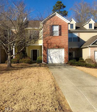 Lawrenceville Condo/Townhouse Under Contract: 1575 River Main Ct
