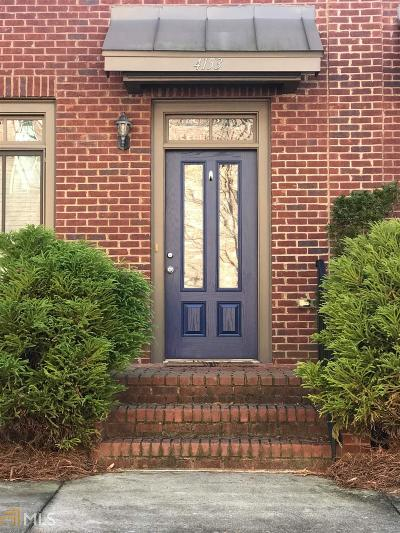 Covington Condo/Townhouse New: 4153 Raphael