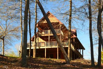 Hart County Single Family Home Under Contract: 1510 Old Beacon Light Rd