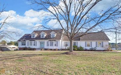 Stephens County Single Family Home New: 644 Acre Estates