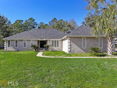 Woodbine Single Family Home Under Contract: 440 Sadler Cv Dr