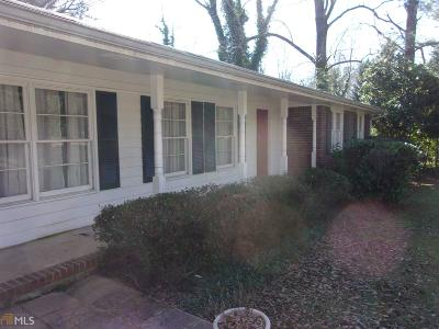 Doraville Single Family Home Under Contract: 2849 Sumac Dr #2
