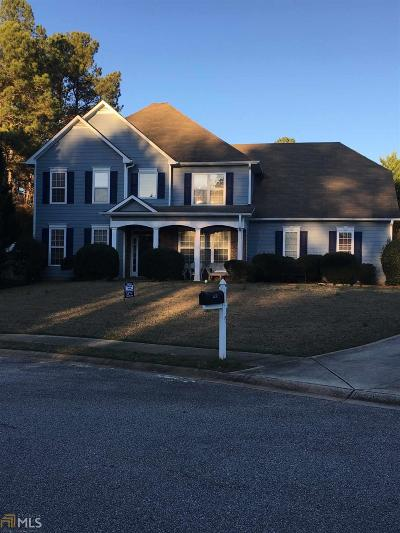 Fayetteville Single Family Home New: 195 River Birch Trce