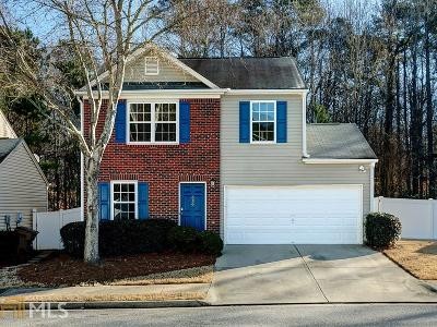 Acworth Single Family Home Under Contract: 636 Spanish Oak Dr