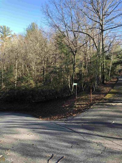 Blairsville Residential Lots & Land New: E Highland Ridge #5