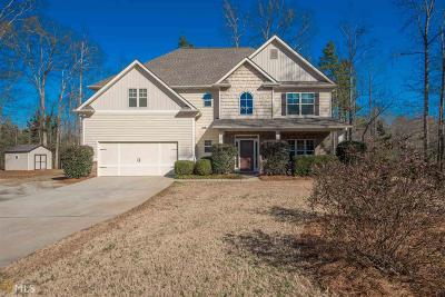 Newnan Single Family Home New: 129 Brandish Dr
