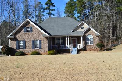 Newnan Single Family Home New: 22 Jacks Dr