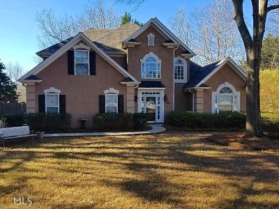 Newnan Single Family Home New: 24 Fox Trot Hollow