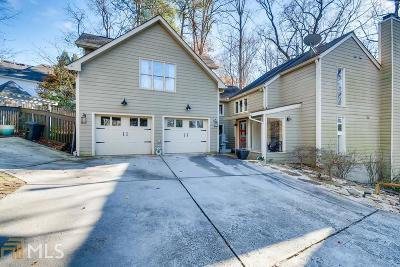Single Family Home For Sale: 1265 Old Woodbine Rd