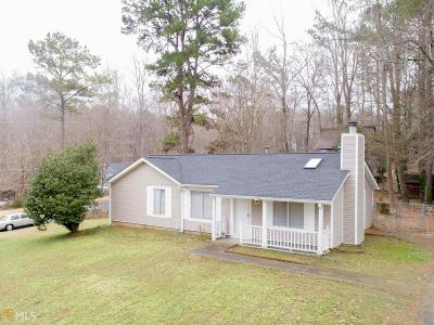 Lilburn Single Family Home New: 624 Inland Way