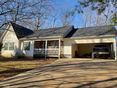 Cleveland Single Family Home New: 500 Washboard Rd