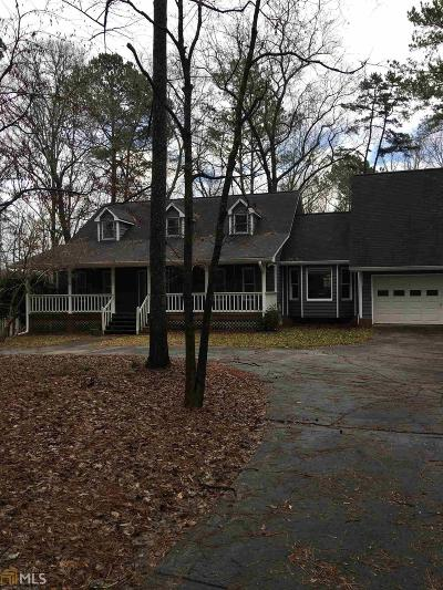 Rockdale County Single Family Home For Sale: 2271 NW Irwin Bridge
