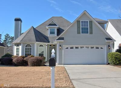 Peachtree City GA Single Family Home Under Contract: $309,900