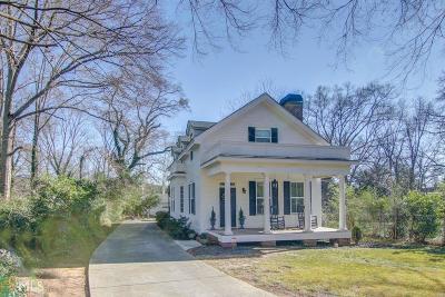 Covington Single Family Home New: 5130 Hillcrest Dr