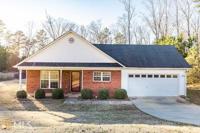 Griffin Single Family Home New: 1010 Longview Trl