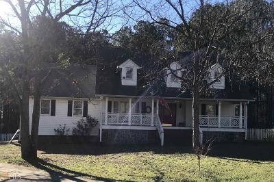 Milner Single Family Home New: 432 Jones Rd