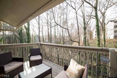 Roswell Condo/Townhouse Under Contract: 411 River Mill