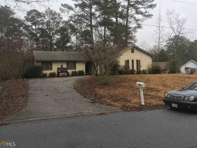 Rockdale County Single Family Home New: 1384 NE Country Ln Way