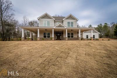Braselton Single Family Home New: 579 New Cut Rd