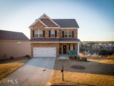 Loganville Single Family Home New: 1262 Creek Top Rd