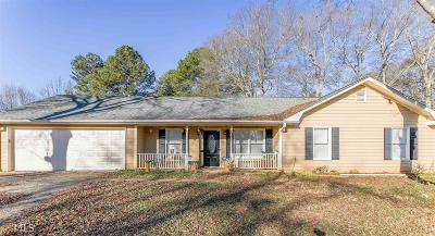 Auburn Single Family Home Under Contract: 140 Springbrook Dr