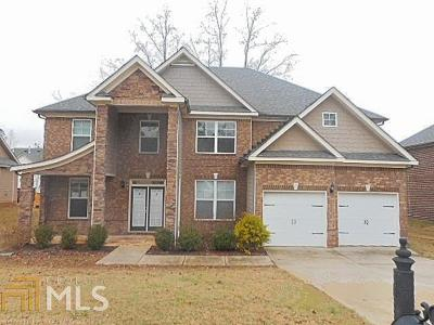 Newnan Single Family Home New: 67 Canyon Vw Dr