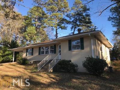 Stephens County Single Family Home New: 47 Cherokee Blvd