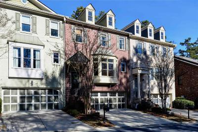 Roswell Condo/Townhouse New: 2614 Long Pt