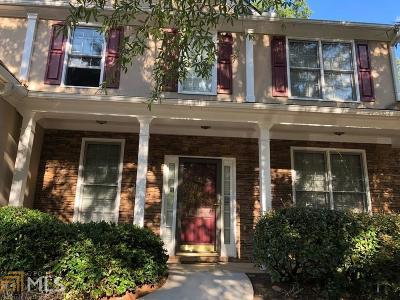 Stone Mountain Single Family Home New: 806 Deerfield Ct
