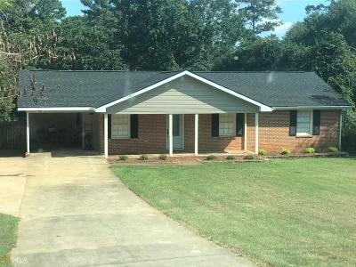 Lagrange GA Single Family Home Under Contract: $138,900