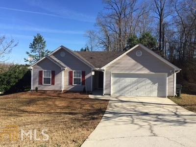 Snellville Single Family Home New: 4392 Marci St