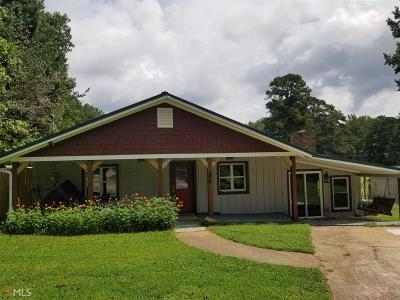Newnan Single Family Home New: 2549 Highway 154
