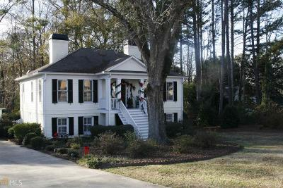 Newnan Single Family Home New: 139 White Oak Dr