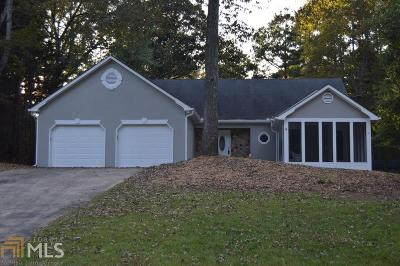 Hiram Single Family Home New: 145 Swan Dr