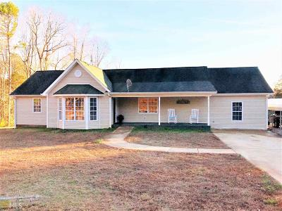 Lagrange Single Family Home Under Contract: 108 Pioneer Dr