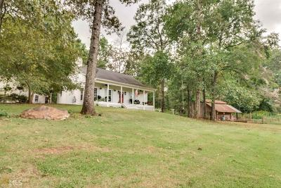 Banks County Single Family Home New: 750 C Jordan Rd