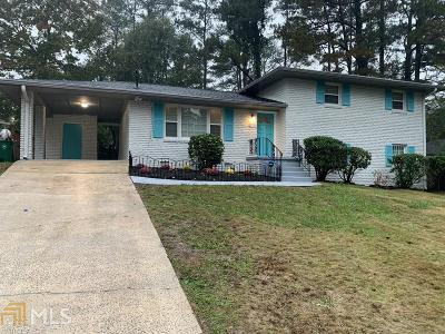 Decatur Single Family Home New: 2277 Colleen Ct
