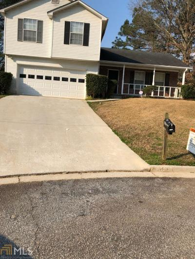 Lithonia Single Family Home New: 1511 Turnbridge Wells Cresent