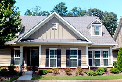 Smyrna Condo/Townhouse New: 625 Aunt Lucy Ln