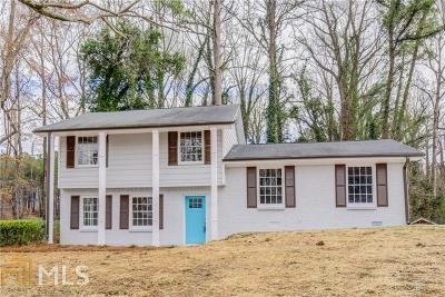 Decatur Single Family Home New: 2434 Greenway Dr