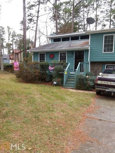 Ellenwood Single Family Home New: 4323 Ridgetop Dr